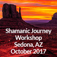 Shamanic Journey Workshop Sedona Oct 2017
