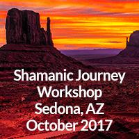 Shamanic Journey Workshop Sedona Oct 2017