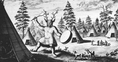 Santa's Shamanic Origins