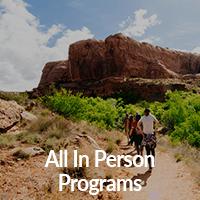 All In Person Programs